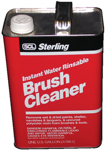 BRUSH CLEANER - Click Here to See Product Details