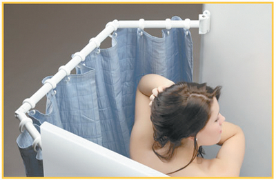 STROMBERG CARLSON PR EXTEND A SHOWER FITS 35-42IN (EXT-3542)