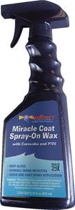 SUDBURY BOAT CARE SPRAY-ON WAX PTFE 16 OZ (418)
