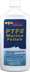 SUDBURY BOAT CARE MIRACLE POLISH WITH PTEF PINT (590-16)