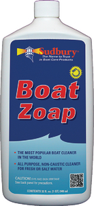 BOAT ZOAP (#829-805Q) - Click Here to See Product Details