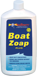 BOAT ZOAP PLUS (#829-810Q) - Click Here to See Product Details