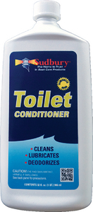 MARINE TOILET CONDITIONER (#829-825Q) - Click Here to See Product Details
