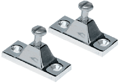 SIDE MOUNT DECK HINGE (#32-1205) - Click Here to See Product Details