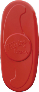 """TAYLOR 2 BLADE 12"""" RED PROP COVER (255)"""