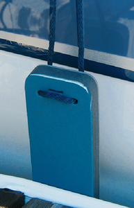 MODULAR FLAT FENDER (#32-314) - Click Here to See Product Details