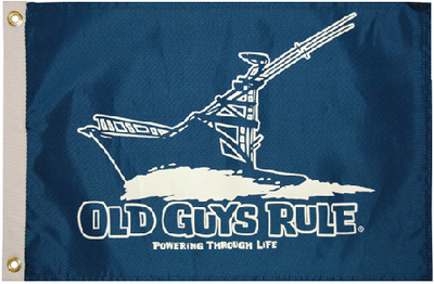OLD GUYS RULE FLAGS (#32-5632) - Click Here to See Product Details
