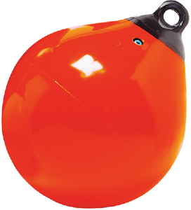TUFF END<sup>TM</sup> INFLATABLE VINYL BUOY (#32-61146) - Click Here to See Product Details