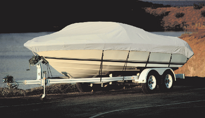BOATGUARD<sup>®</sup> UNIVERSAL FIT TRAILERABLE COVER (#32-70190) - Click Here to See Product Details