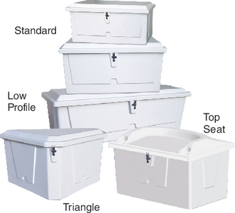 STOW 'N GO<sup>TM</sup> DOCK BOX (#32-83550) - Click Here to See Product Details