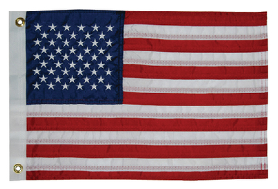 50 STAR FLAGS - SEWN (#32-8418) - Click Here to See Product Details