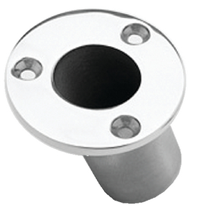 FLUSH MOUNT FLAG POLE SOCKET (#32-967) - Click Here to See Product Details