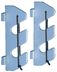 ROD HOLDER WITH BUNGEE & BACKERS (#264-25707) - Click Here to See Product Details