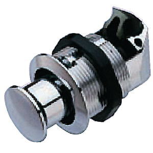 LATCH PUSH/PULL CHROME (#264-29210) - Click Here to See Product Details