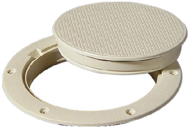 PRY OUT DECK PLATE (#107-43335) - Click Here to See Product Details