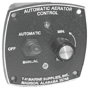 AUTOMATIC AERATOR CONTROL (#232-AAC1DP) - Click Here to See Product Details