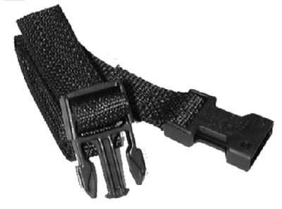 BATTERY TRAY WITH STRAP (#232-BS1DP) - Click Here to See Product Details