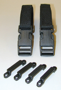 FUEL TANK HOLD DOWN KIT (#232-FCH1DP) - Click Here to See Product Details