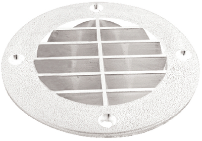 LOUVERED VENT COVER (#232-LV1FWDP) - Click Here to See Product Details