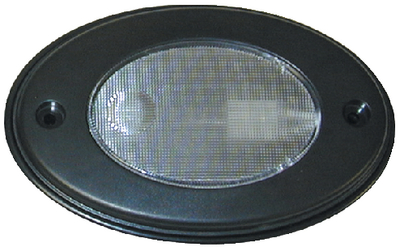 OVAL COURTESY LIGHT (#232-OCL1KDP) - Click Here to See Product Details