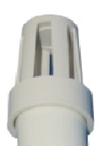 OVERFLOW DRAIN TUBES (#232-ODTS1DP) - Click Here to See Product Details
