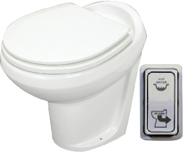 TECMA EASYFIT<sup>TM</sup> ECO PERMANENT MARINE TOILET (#363-38485) - Click Here to See Product Details