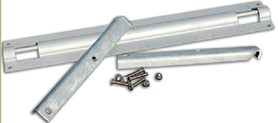 GALVANIZED DOCK LADDER (#241-27271) - Click Here to See Product Details