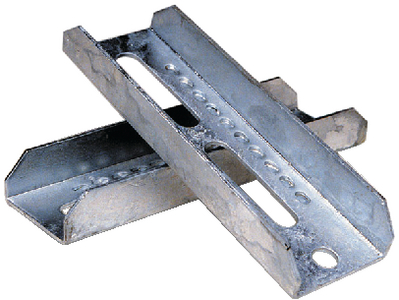 BOLSTER BRACKETS (#241-81195) - Click Here to See Product Details