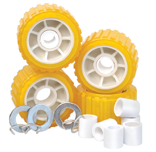 POLY WOBBLE ROLLER ASSEMBLY (#241-86144) - Click Here to See Product Details