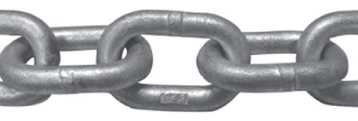 MARTYR ANODES CHAIN-G43 LL HDG 3/8IN X 200FT (10312729)