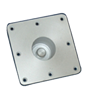 TODD FLUSH MOUNT PEDESTAL/TABLE POST SYSTEM (#100-60051AS) - Click Here to See Product Details