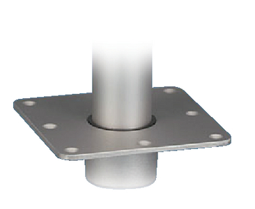 TODD FLUSH MOUNT PEDESTAL/TABLE POST SYSTEM (#100-60051S) - Click Here to See Product Details