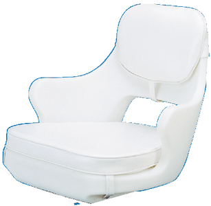 TODD CHESAPEAKE MODEL 500 HELM SEAT (#100-851538) - Click Here to See Product Details