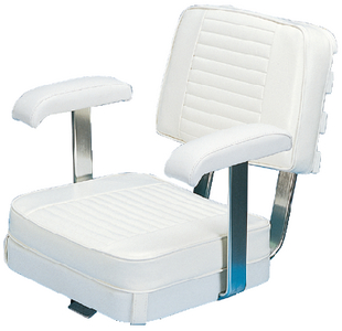TODD GLOUCESTER DELUXE LADDER BACK CAPTAIN'S SEAT (#100-941500D) - Click Here to See Product Details