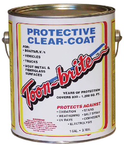 PROTECTIVE CLEAR-COAT - Click Here to See Product Details