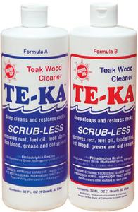 TE-KA TEAK CLEANER - Click Here to See Product Details