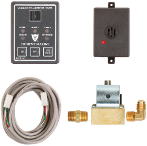LPG CONTROL AND DETECTION SYSTEM (#606-13007761KIT) - Click Here to See Product Details