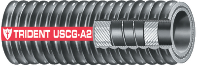 CORRUGATED TYPE A2-CE FUEL HOSE (#606-32911241B) - Click Here to See Product Details
