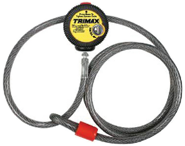 MULTI-USE VERSATILE CABLE LOCK  (#255-VMAX6) - Click Here to See Product Details