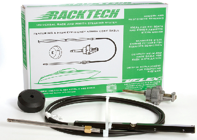 RACKTECH<sup>TM</sup> RACK & PINION STEERING SYSTEM (#216-RACKTECH18) - Click Here to See Product Details