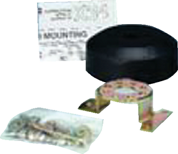 MOUNTING BEZEL FOR ALL UFLEX ROTARY AND RACK HELMS (#216-X34) - Click Here to See Product Details