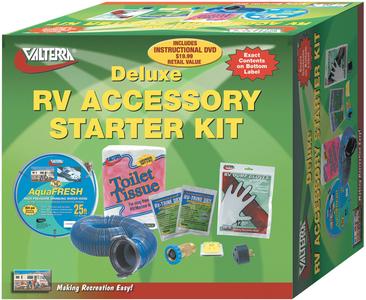 VALTERRA DELUXE STARTER KIT WITH DVD (K88108DVD)
