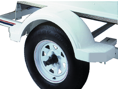 PLASTIC FENDER (#220-508573) - Click Here to See Product Details