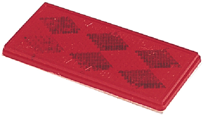RECTANGULAR REFLECTORS (#274-003358) - Click Here to See Product Details