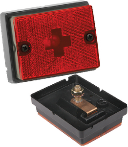 CLEARANCE/SIDE MARKER WITH REFLEX LENS (#274-203113) - Click Here to See Product Details