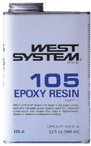 EPOXY RESIN (#655-105A) - Click Here to See Product Details