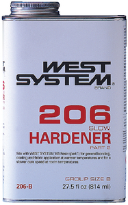 SLOW HARDENER - Click Here to See Product Details