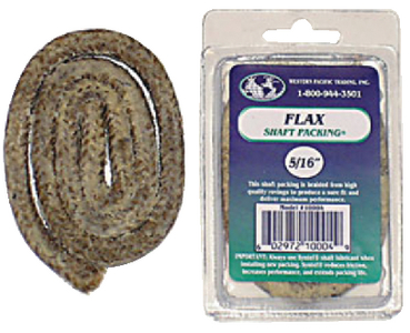 FLAX PACKING (#355-10003) - Click Here to See Product Details