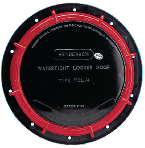 WATERTIGHT LOCKER DOOR (#698-LD4000) - Click Here to See Product Details