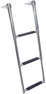 OVER PLATFORM TELESCOPING LADDER (#332-TDL3X) - Click Here to See Product Details